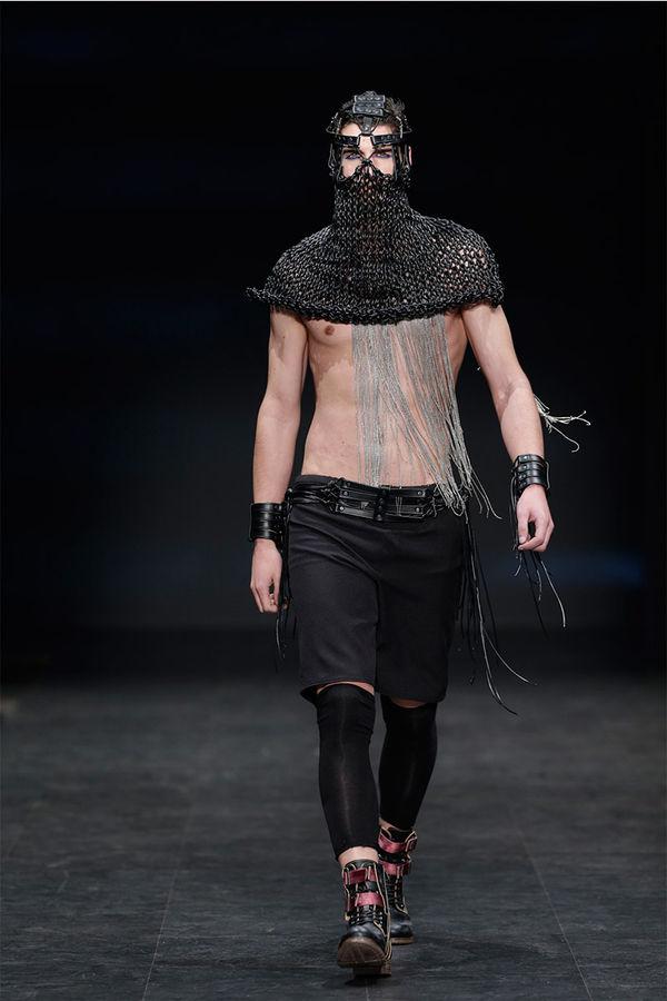 modern medieval menswear valentim quaresma fallwinter 2014