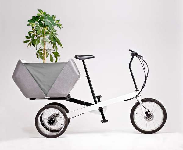 Electric Eco Tricycles
