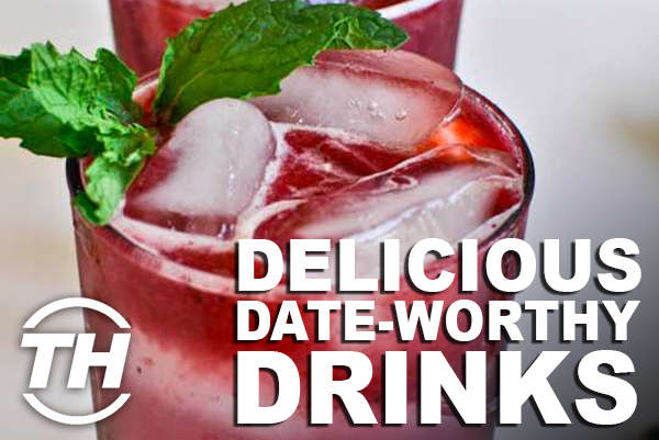 Delicious Date-Worthy Drinks
