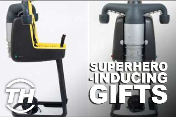 Superhero-Inducing Gifts