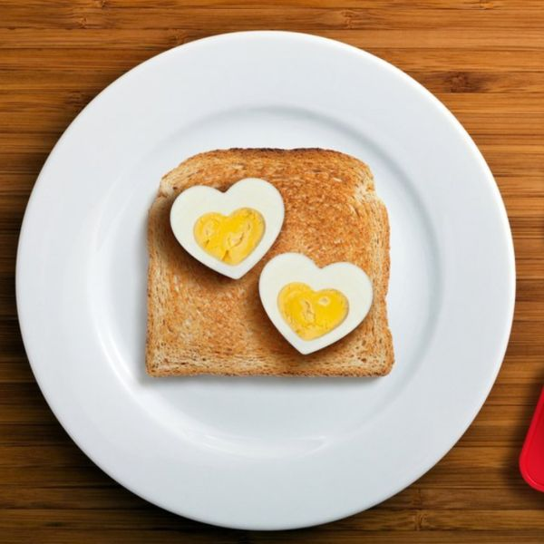 Romantic Egg Molds