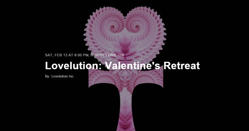 Valentine's Day Yoga Retreats