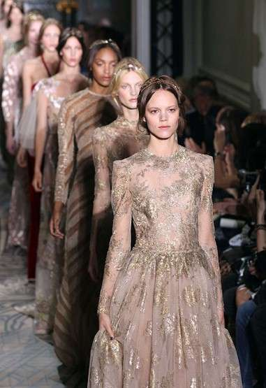 Valentino Autumn/Winter 2011