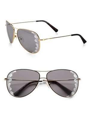 DIY Lace Sunglasses Decals