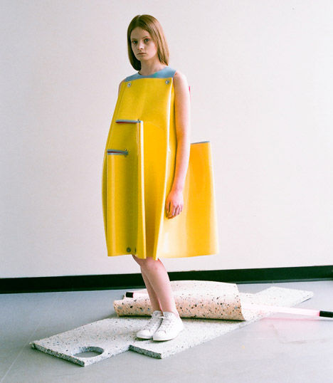 Bizarre Geometric Garments