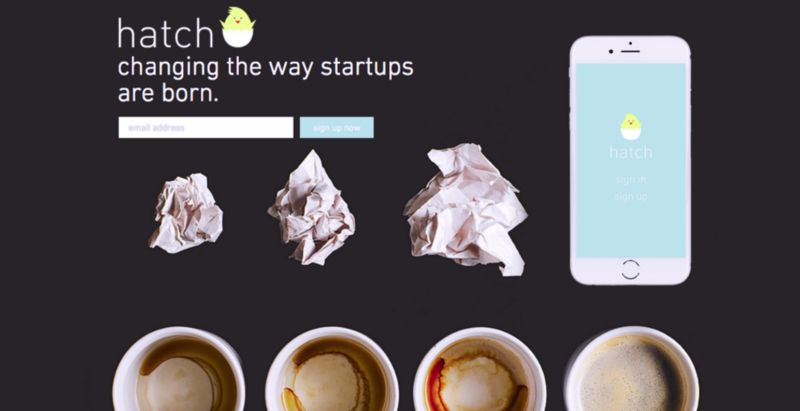 Feedback-Based Startup Platforms