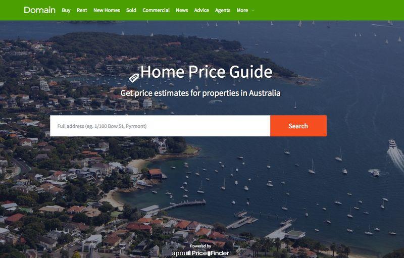 Property Value-Estimating Apps