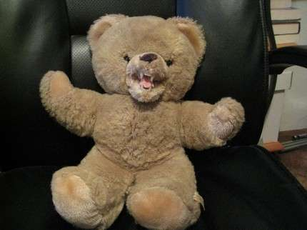 Vampire Teddy Bears