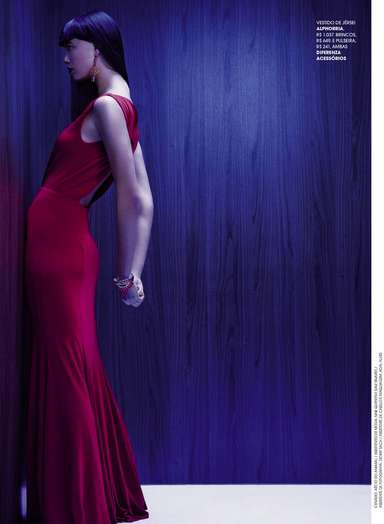Crimson Vampire Fashion