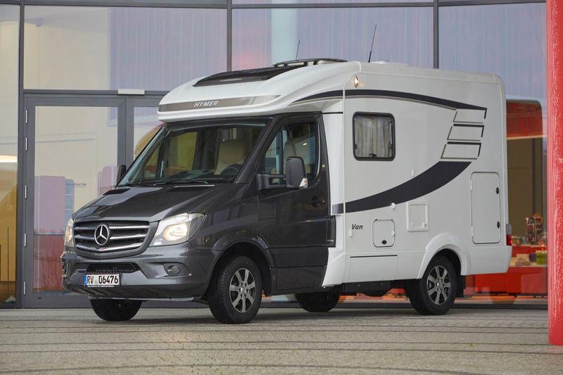 Luxury Van Motorhomes