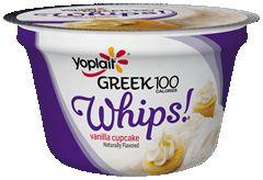 Healthy Cake Yogurts