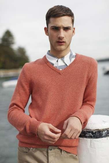 Seafaring Men's Fashion