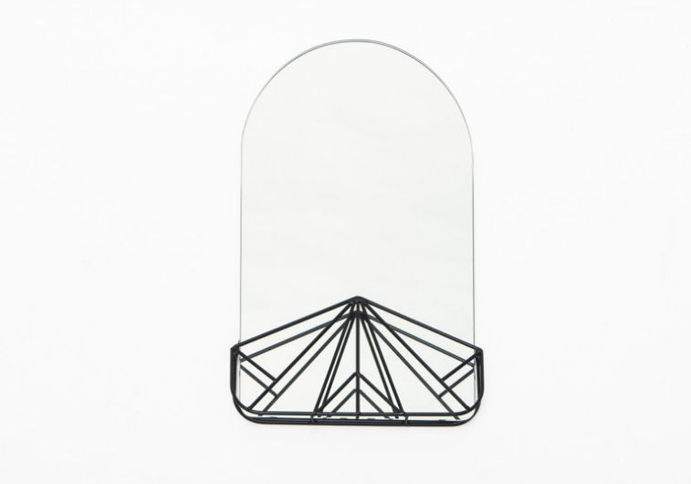 Geometric Beauty Mirrors