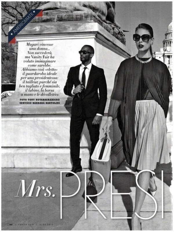 Fearless Female Presidential Fashions