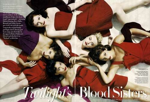 Blood Sister Spreads