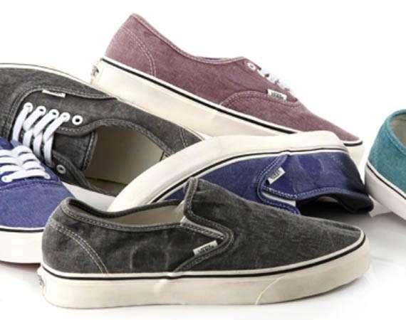 Faded Footwear