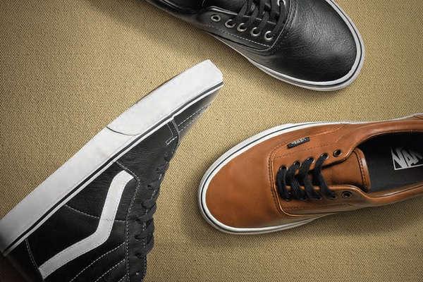 Refined Cavalier Sneakers