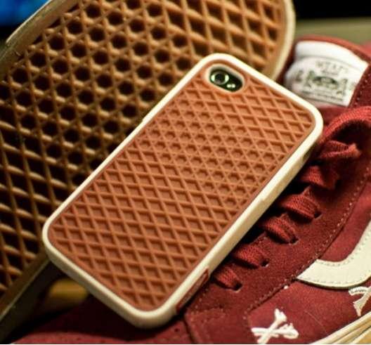 Waffle-Like Phone Cases
