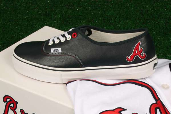 Vans MLB Atlanta Braves