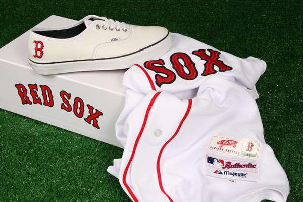 Vans MLB Boston Red Sox