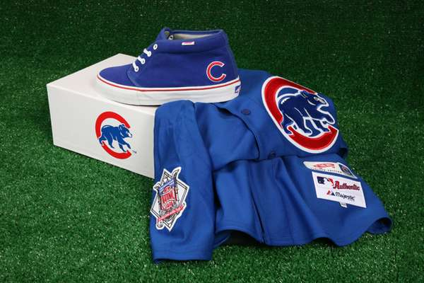 Vans MLB Chicago Cubs