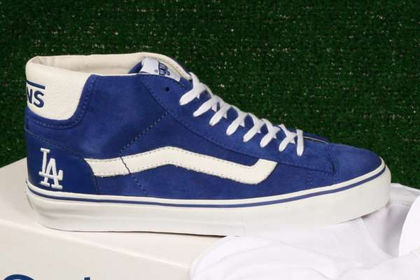 Vans MLB Los Angels Dodgers