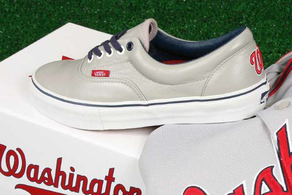 Vans MLB Washington Nationals