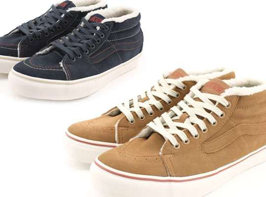 Sherpa Skate Shoes
