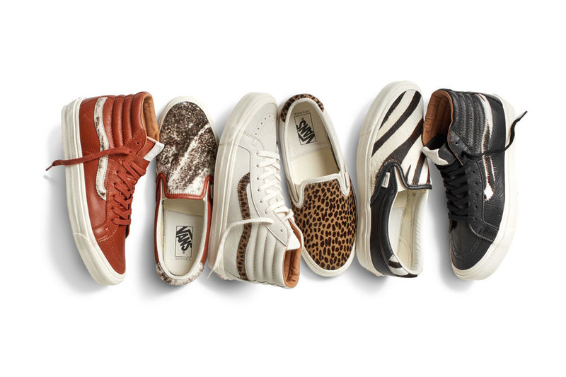 Animalistic Skater Shoes