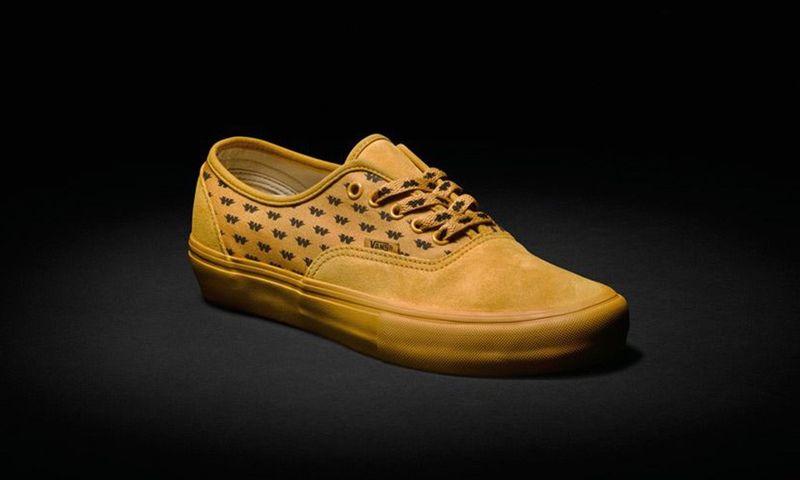 Co-Branded Skate Sneakers