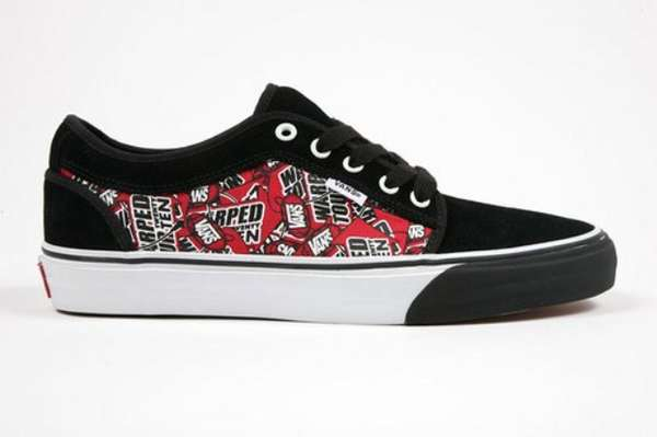 Vans Warped Tour Footwear