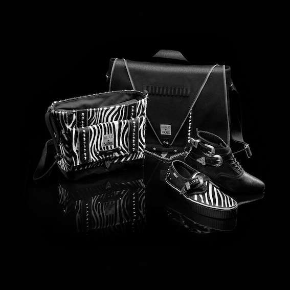 Wildly Striped Urban Fashion