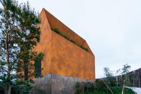 Modernist Polygon Abodes