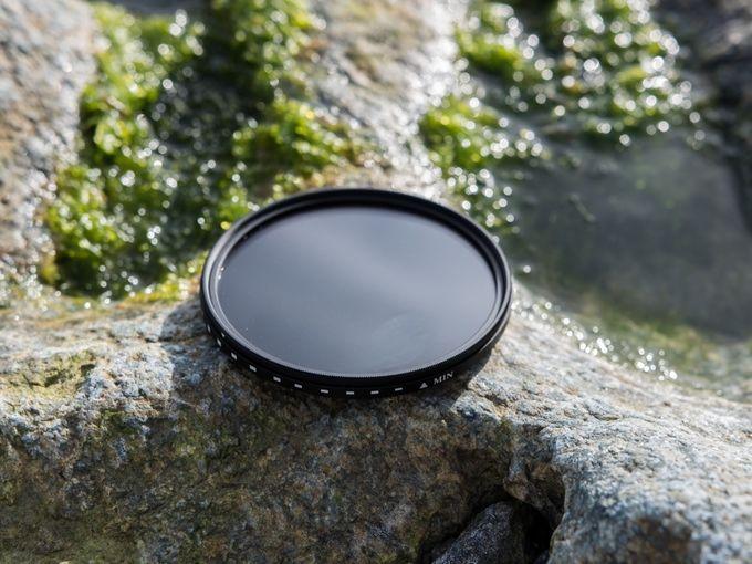 Photo-Enhancing Camera Filters