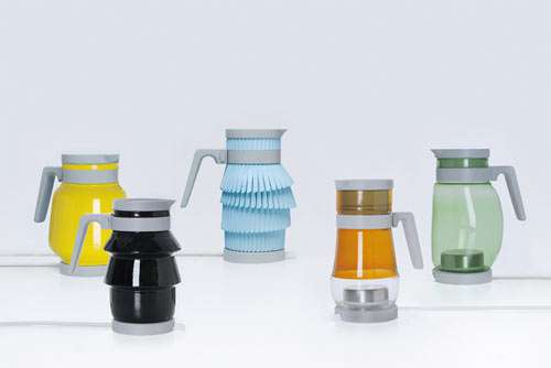 Colorfully Quirky Kettles