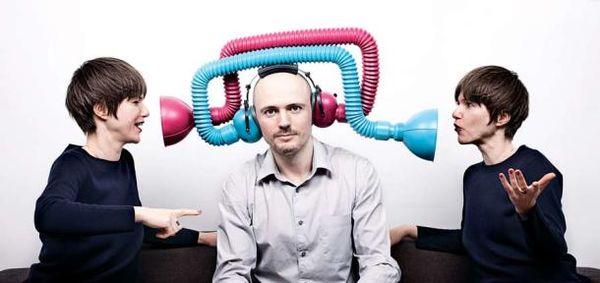 Auditory Assaulting Headphones