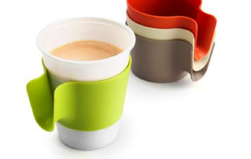 Slotted Cup Sleeves