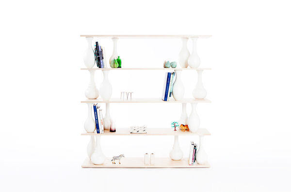 Deceivingly Delicate Shelves