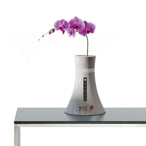 Vases as Routers