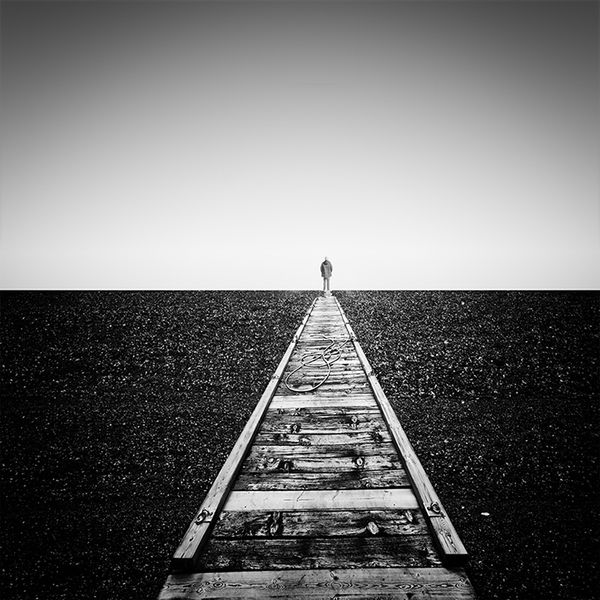 Deserted Monochrome Photography