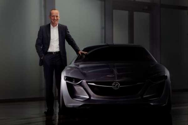 Shadowy Sportscar Debuts