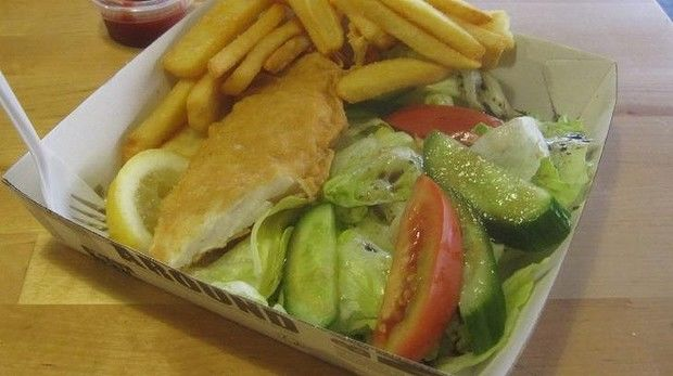 Vegan Seafood Eateries