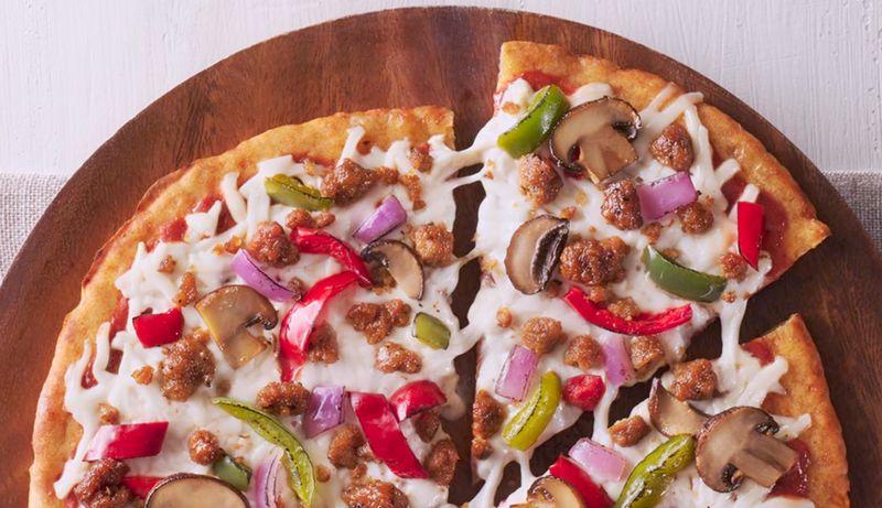Vegan-Friendly Pizzas