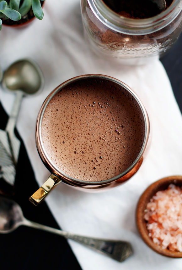 Vegan Chocolate Syrups
