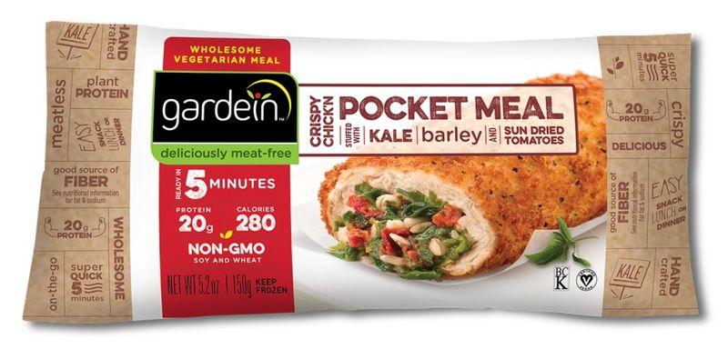 Breaded Vegan Meals