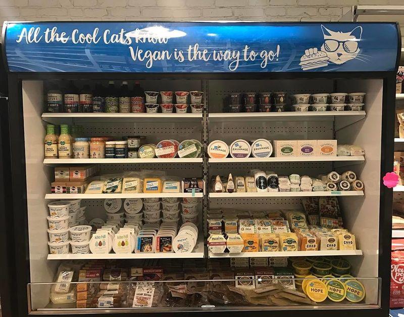 Vegan Grocery Stores