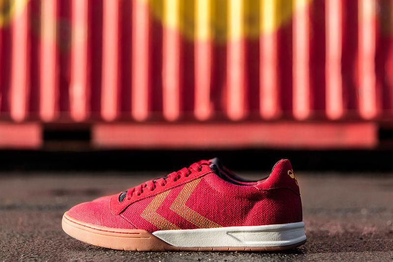 Marijuana-Concealing Sneakers