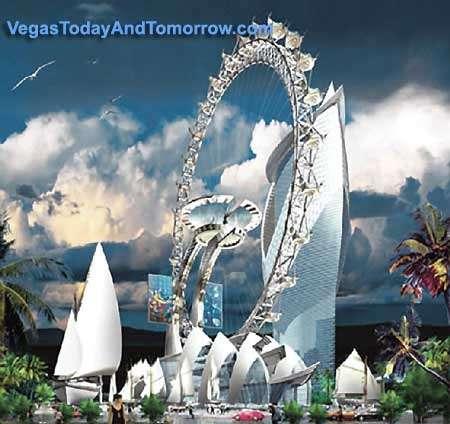 Vegas Keeps Building