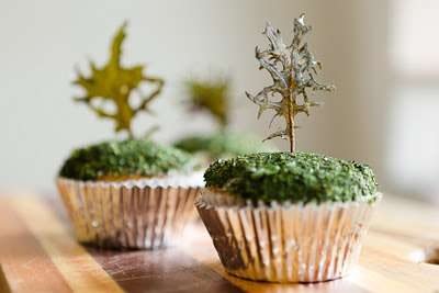 Kale-Clad Confections