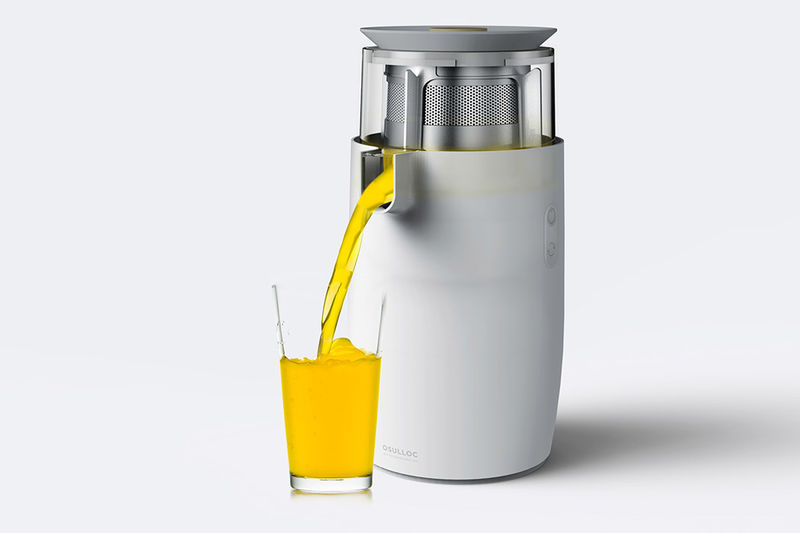 Designer Tea Brand Juicers